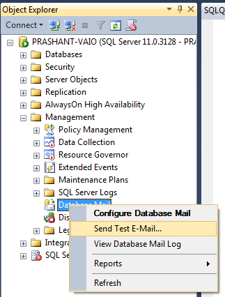 how to make sql database accessible remotely