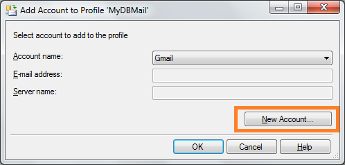 how to use sql server to send email